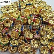 100Pcs-Czech-Crystal-Rhinestone-Wavy-Rondelle-Spacer-Beads-4mm-5mm-6mm-8mm-10mm-251089093224-2a55