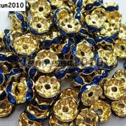 100Pcs-Czech-Crystal-Rhinestone-Wavy-Rondelle-Spacer-Beads-4mm-5mm-6mm-8mm-10mm-251089093224-3e4e