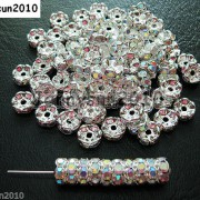 100Pcs-Czech-Crystal-Rhinestone-Wavy-Rondelle-Spacer-Beads-4mm-5mm-6mm-8mm-10mm-251089093224-a6ad