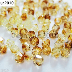 100Pcs-Top-Quality-Czech-Crystal-Faceted-Bicone-Beads-Exclusive-3mm-4mm-Filemot-261059493150