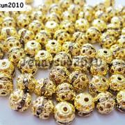 100pcs-Czech-Crystal-Rhinestones-Pave-Diamante-Round-Spacer-Beads-6mm-8mm-10mm-251087497248-5c78