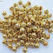 100pcs-Czech-Crystal-Rhinestones-Pave-Diamante-Round-Spacer-Beads-6mm-8mm-10mm-251087497248-8c2b