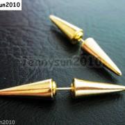1Pair-Hot-Spike-Metal-Ear-Tunnel-Stud-Earrings-40mm-Pick-Colors-261021681543-7073