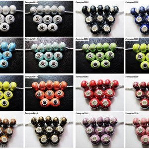 20pcs-Big-Hole-Porcelain-Ceramic-Rondelle-Spacer-Beads-Fit-European-Charm-281045581354