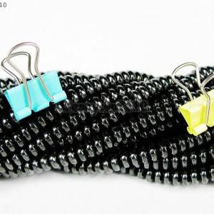AAA-Healing-Natural-MAGNETIC-Hematite-Gemstone-Rondelle-Beads-16-4mm-6mm-8mm-281206001577