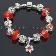 Big-Hole-Crystal-Charm-Beads-Fit-European-Charms-Bracelet-Jewerly-Chain-Silver-282113699406-3f44