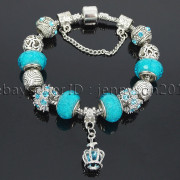 Big-Hole-Crystal-Charm-Beads-Fit-European-Charms-Bracelet-Jewerly-Chain-Silver-282113699406-3f54
