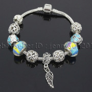 Big-Hole-Crystal-Charm-Beads-Fit-European-Charms-Bracelet-Jewerly-Chain-Silver-282113699406-4e18