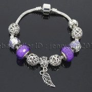 Big-Hole-Crystal-Charm-Beads-Fit-European-Charms-Bracelet-Jewerly-Chain-Silver-282113699406-5ab2