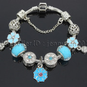 Big-Hole-Crystal-Charm-Beads-Fit-European-Charms-Bracelet-Jewerly-Chain-Silver-282113699406-695c
