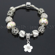 Big-Hole-Crystal-Charm-Beads-Fit-European-Charms-Bracelet-Jewerly-Chain-Silver-282113699406-736e