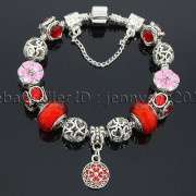 Big-Hole-Crystal-Charm-Beads-Fit-European-Charms-Bracelet-Jewerly-Chain-Silver-282113699406-8cf2