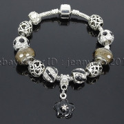 Big-Hole-Crystal-Charm-Beads-Fit-European-Charms-Bracelet-Jewerly-Chain-Silver-282113699406-dc8f