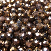 Czech-Crystal-4mm-Faceted-Round-Loose-Beads-For-Bracelet-Necklace-Jewelry-Making-370925366312-501b