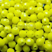 Czech-Crystal-4mm-Faceted-Round-Loose-Beads-For-Bracelet-Necklace-Jewelry-Making-370925366312-573d