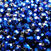 Czech-Crystal-4mm-Faceted-Round-Loose-Beads-For-Bracelet-Necklace-Jewelry-Making-370925366312-8154