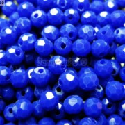 Czech-Crystal-4mm-Faceted-Round-Loose-Beads-For-Bracelet-Necklace-Jewelry-Making-370925366312-981c