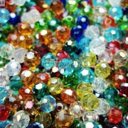 Czech-Crystal-4mm-Faceted-Round-Loose-Beads-For-Bracelet-Necklace-Jewelry-Making-370925366312-9b73