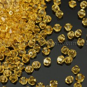 Freeshipping-100Pcs-Top-Quality-Czech-Crystal-Faceted-Bicone-Beads-5mm-Pick-260874775465-0865