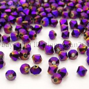 Freeshipping-100Pcs-Top-Quality-Czech-Crystal-Faceted-Bicone-Beads-5mm-Pick-260874775465-117f