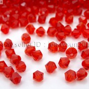 Freeshipping-100Pcs-Top-Quality-Czech-Crystal-Faceted-Bicone-Beads-5mm-Pick-260874775465-35a0