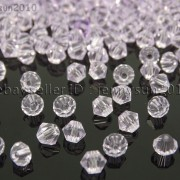Freeshipping-100Pcs-Top-Quality-Czech-Crystal-Faceted-Bicone-Beads-5mm-Pick-260874775465-5d0f