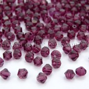 Freeshipping-100Pcs-Top-Quality-Czech-Crystal-Faceted-Bicone-Beads-5mm-Pick-260874775465-978f