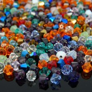 Freeshipping-100Pcs-Top-Quality-Czech-Crystal-Faceted-Bicone-Beads-5mm-Pick-260874775465-af12