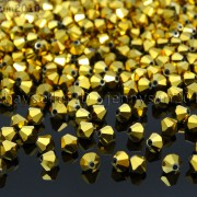 Freeshipping-100Pcs-Top-Quality-Czech-Crystal-Faceted-Bicone-Beads-5mm-Pick-260874775465-f36f