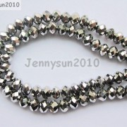 Freeshipping-100Pcs-Top-Quality-Czech-Crystal-Faceted-Rondelle-Beads-9x-12mm-260892084266-30b0