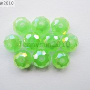 Freeshipping-100Pcs-Top-Quality-Czech-Crystal-Faceted-Rondelle-Beads-9x-12mm-260892084266-97e5