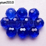 Freeshipping-100Pcs-Top-Quality-Czech-Crystal-Faceted-Rondelle-Beads-9x-12mm-260892084266-b8ae