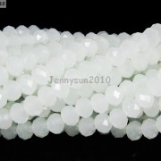 Freeshipping-100Pcs-Top-Quality-Czech-Crystal-Faceted-Rondelle-Beads-9x-12mm-260892084266-c040