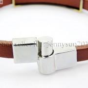 GOD-BLESS-Cross-Antique-Bronze-Leather-Wristband-Magnetic-Cuff-Bangle-Bracelet-262024487664-6