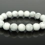 Handmade-10mm-Matte-Frosted-Natural-Gemstones-Round-Beads-Stretchy-Bracelet-371748654789-8274