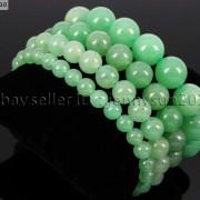 Handmade-12mm-Natural-Gemstone-Round-Beads-Stretchy-Bracelet-Healing-Reiki-371094780168-2355