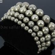 Handmade-12mm-Natural-Gemstone-Round-Beads-Stretchy-Bracelet-Healing-Reiki-371094780168-23f8