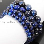Handmade-12mm-Natural-Gemstone-Round-Beads-Stretchy-Bracelet-Healing-Reiki-371094780168-36ad