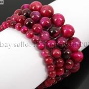 Handmade-12mm-Natural-Gemstone-Round-Beads-Stretchy-Bracelet-Healing-Reiki-371094780168-4019
