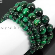 Handmade-12mm-Natural-Gemstone-Round-Beads-Stretchy-Bracelet-Healing-Reiki-371094780168-4ea4