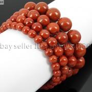 Handmade-12mm-Natural-Gemstone-Round-Beads-Stretchy-Bracelet-Healing-Reiki-371094780168-56dc