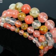 Handmade-12mm-Natural-Gemstone-Round-Beads-Stretchy-Bracelet-Healing-Reiki-371094780168-6c55
