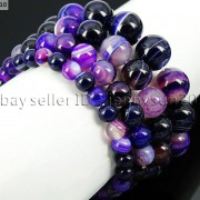 Handmade-12mm-Natural-Gemstone-Round-Beads-Stretchy-Bracelet-Healing-Reiki-371094780168-7fc6