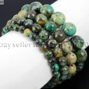 Handmade-12mm-Natural-Gemstone-Round-Beads-Stretchy-Bracelet-Healing-Reiki-371094780168-99db