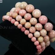 Handmade-12mm-Natural-Gemstone-Round-Beads-Stretchy-Bracelet-Healing-Reiki-371094780168-9fa3