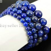Handmade-12mm-Natural-Gemstone-Round-Beads-Stretchy-Bracelet-Healing-Reiki-371094780168-ac46