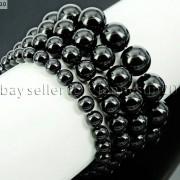 Handmade-12mm-Natural-Gemstone-Round-Beads-Stretchy-Bracelet-Healing-Reiki-371094780168-cb26