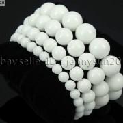 Handmade-12mm-Natural-Gemstone-Round-Beads-Stretchy-Bracelet-Healing-Reiki-371094780168-deaf