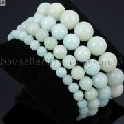 Handmade-8mm-Mixed-Natural-Gemstone-Round-Beads-Stretchy-Bracelet-Healing-Reiki-281374615131-29ff