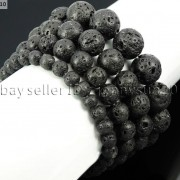 Handmade-8mm-Mixed-Natural-Gemstone-Round-Beads-Stretchy-Bracelet-Healing-Reiki-281374615131-74e2